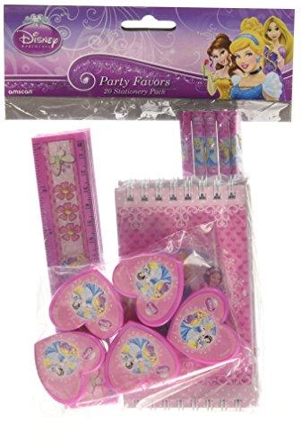Disney Princess PARTY SORPRESE DA FESTA  CARTOLERIA PACK