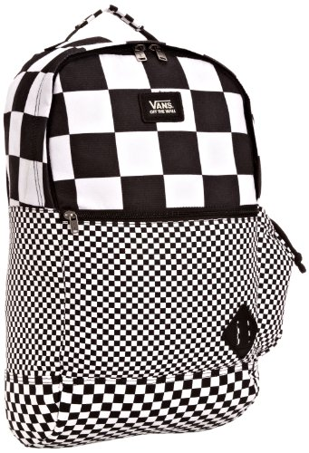 Vans Unisex-Adult Van Doren II Backpack VS9NCX8 Optic White/Black