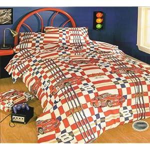 NASCAR Bedding Totally Kids Totally Bedrooms Kids Bedroom Ideas