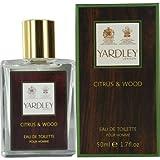 Yardley By Yardley Citrus & Wood Edt Spray 50.27 ml