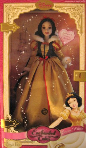 Brass Key Disney Enchanted Tales 'Snow White' Winter Collection - Buy Brass Key Disney Enchanted Tales 'Snow White' Winter Collection - Purchase Brass Key Disney Enchanted Tales 'Snow White' Winter Collection (Brass Key Keepsakes, Toys & Games,Categories,Dolls,Porcelain Dolls)