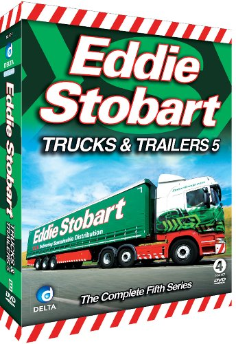 Eddie Stobart Trucks & Trailers - The Complete Series 5 [DVD]