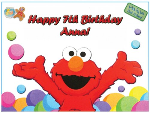 Birthday Cake Pictures Elmo