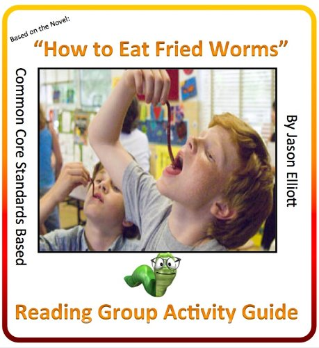 How to eat fried worms childrens book critique eye on educators how to eat fried worms reading group activity guide ccuart Images