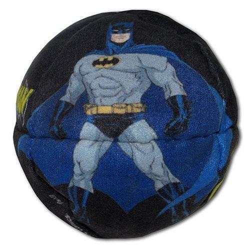 super-hero-paneled-prof-footbag-hacky-sacks-fb4-batman-figures-logos-by-adventured-trading