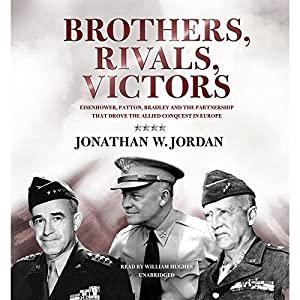 Brothers, Rivals, Victors Audiobook