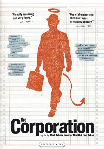 Cover art for  The Corporation