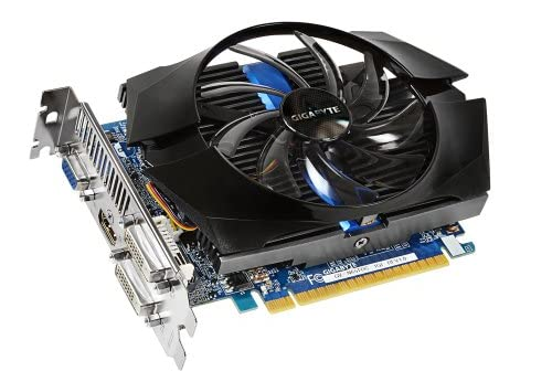 GIGABYTE グラフィックボード Geforce GTX650Ti 1GB PCI-E GV-N65TOC-1GI/A