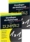 Lernpaket Grundlagen der Mathematik für Dummies (2 Bücher)