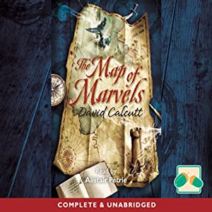 The Map of Marvels Audiobook