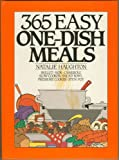img - for 365 Easy One-Dish Meals (365 Ways) book / textbook / text book