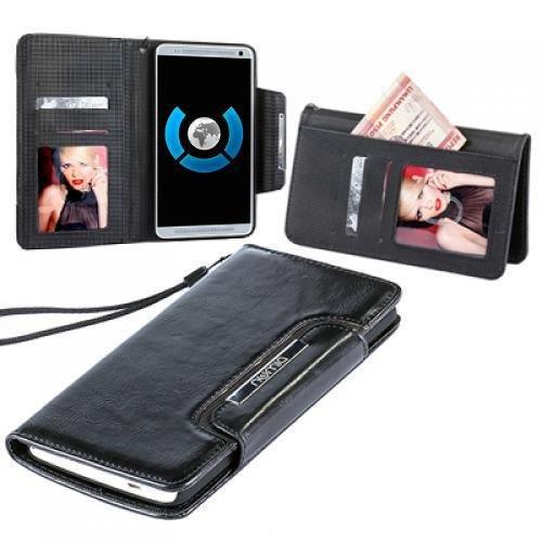 original-numia-design-luxus-bookstyle-handy-tasche-htc-one-max-schwarz-flip-style-case-cover-gehause