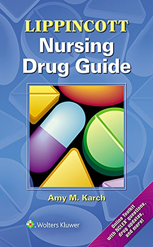 Lippincott Nursing Drug Guide (Lippincott's Nursing Drug Guide)