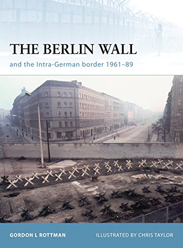The Berlin Wall and the Intra-German Border 1961-89 (Fortress)