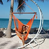 Caribbean Hammock Chair - Orange