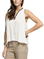 Maison Scotch Top (Marfil)