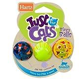 Hartz Bizzy Balls Cat Toys