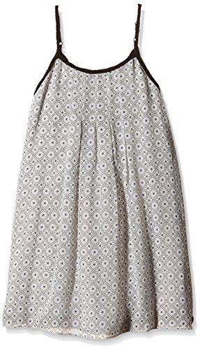 Ddp g9samp22 - robe - imprimé - fille - gris...