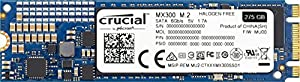 Crucial MX300 275GB M.2 (2280) Internal Solid State Drive - CT275MX300SSD4