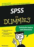 SPSS für Dummies - Felix Brosius