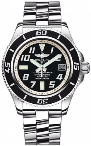 BREITLING AEROMARINE SUPEROCEAN NEW WAVE MENS WATCH A1736402/BA29