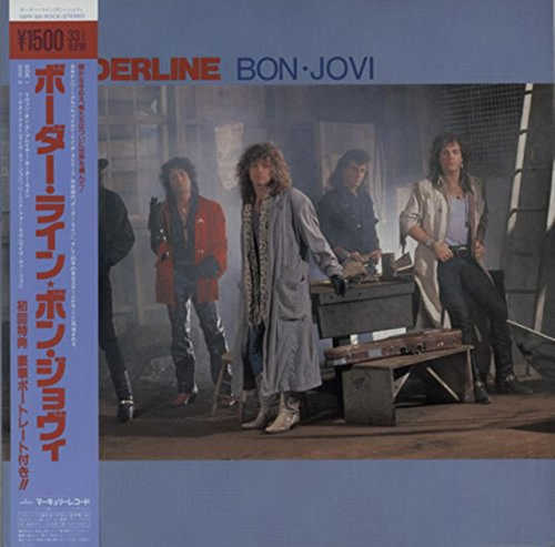 Bon Jovi - Borderline - Zortam Music