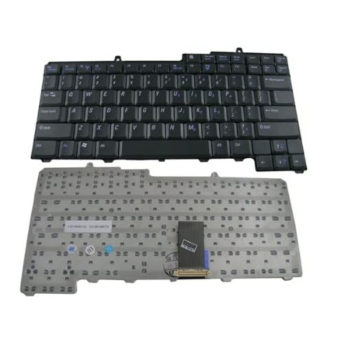 DELL Genuine Laptop Notebook Keyboard DH5639 Inspiron 6000 9200 9300 XPS M170 Latitude D510