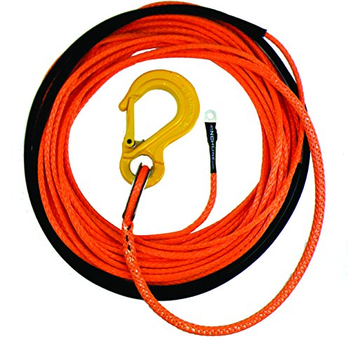 14-x-50-ATV-Synthetic-Winch-Line-with-hook-and-tube-thimble-Orange