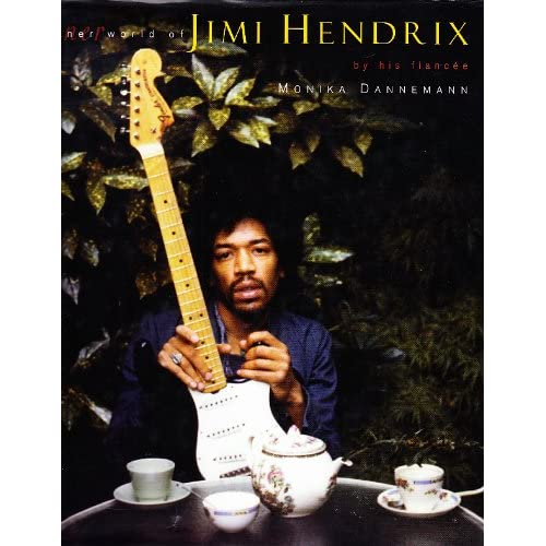 The Inner World of Jimi Hendrix : The Real Jimi - and the Truth about