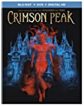 Crimson Peak (Blu-ray + DVD + DIGITAL...