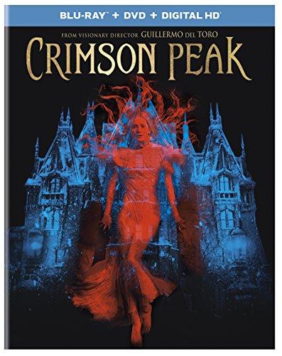 Crimson Peak (Blu-ray + DVD + DIGITAL HD)