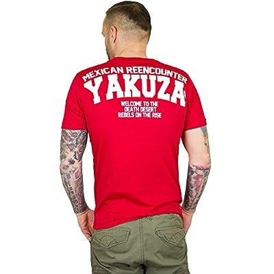 Yakuza Premium T-Shirt Mexican Reencounter rot