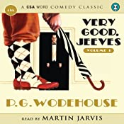 Very Good Jeeves, Volume 1 | [PG Wodehouse]