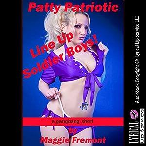 Patty Patriotic Audiobook
