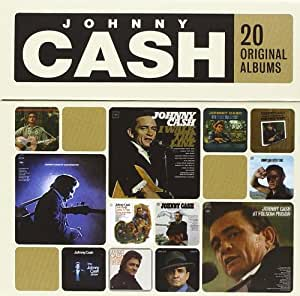 Johnny Cash: 20 Original Albums