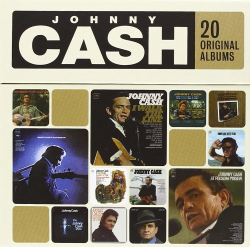 The Perfect Johnny Cash Collection (20 CD)