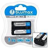 Blumax ® Sony NP-FM50 NP-QM50 Battery for DCR-TRV940, DCR-TRV950, DCR-TRV830, CCD-TRV438, DCR-HC14, DCR-HC15, DSC-F828, DSC-S85, CCD-TR748