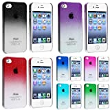 eForCity Snap on Waterdrop Design Case for Apple iPhone 4 4S