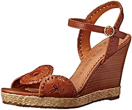 Jack Rogers Women s Clare Rope Wedge Sandal