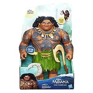 Disney Moana Swing 'n Sounds Maui from Hasbro