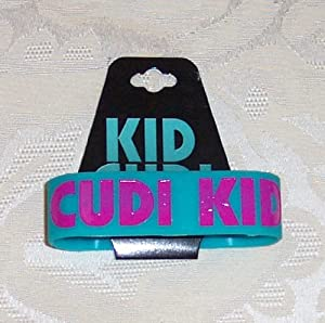 Kid Cudi Rubber Bracelet