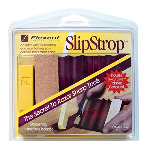 Flexcut SlipStrop (Knife Sharpening Compound compare prices)