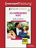 img - for An Improbable Wife book / textbook / text book
