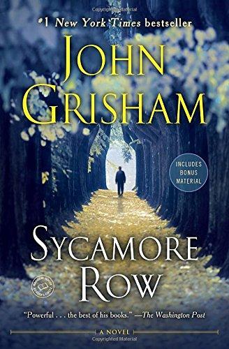 Sycamore Row: A Novel (Jake Brigance) ISBN-13 9780553393613
