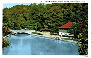 Photo Reprint Swimming Pool Lincoln Park Youngstown Ohio Prints Posters Prints