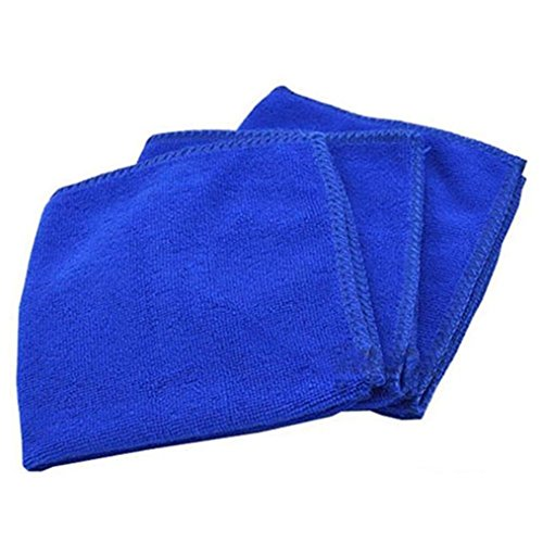 bescita-3030cm-soft-microfiber-cleaning-absorbent-towel-car-auto-wash-dry-clean-polish-cloth-5pcs-bl