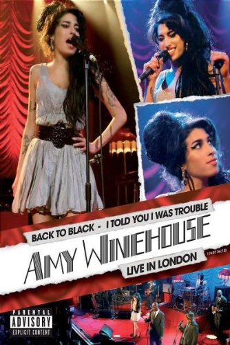 Amy Winehouse 'I Told You I Was Trouble - Amy Winehouse Live in London' [DVD] [2007]