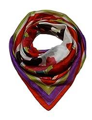 Boun Fashions Pure Silk Floral Print Stylish Women's Scarf