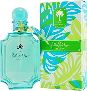 Lilly Pulitzer Beachy By Lilly Pulitzer For Women Eau De Parfum Spray 3.4 Oz