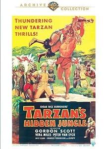 Tarzan's Hidden Jungle by WB
